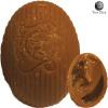 Afbeelding van Hazelnootpasta Chocolade Eitjes