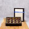 Afbeelding van Doosje Whiskey Bonbons 12 stuks - Trés Bien