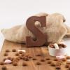 Afbeelding van Chocoladeletter Baileys