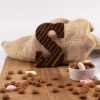 Afbeelding van Chocoladeletter Limoncello