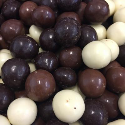 Chocolade Hazelnoten mix