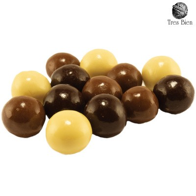 Foto van Chocolade Hazelnoten mix