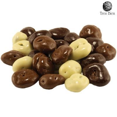 Chocolade mix rozijnen