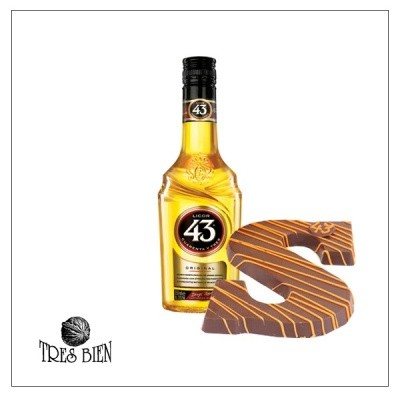 Chocoladeletter Licor 43 Puur