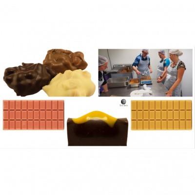 Chocolade workshop Groningen