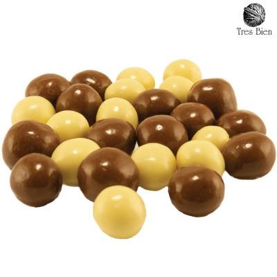 Foto van Chocolade Riceballs mix