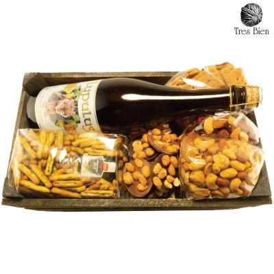 Foto van Kerstpakket - Le casse noix royale