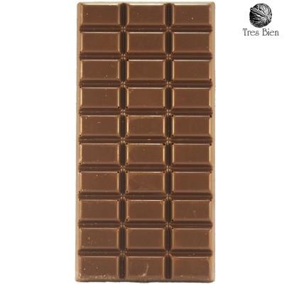 Foto van Chocoladereep Puur