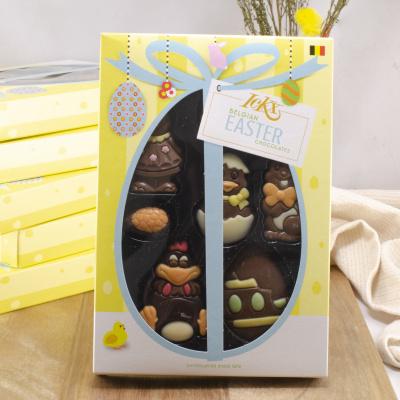 Paaschocolade gemengd - Leonidas
