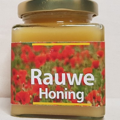 Foto van Rauwe honing