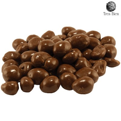 Foto van Melk chocolade Pinda's