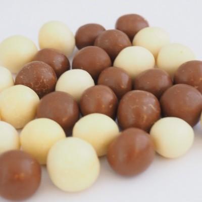 Chocolade Riceballs mix