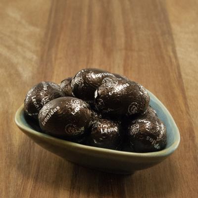 Noir 72% Chocolade Eitjes