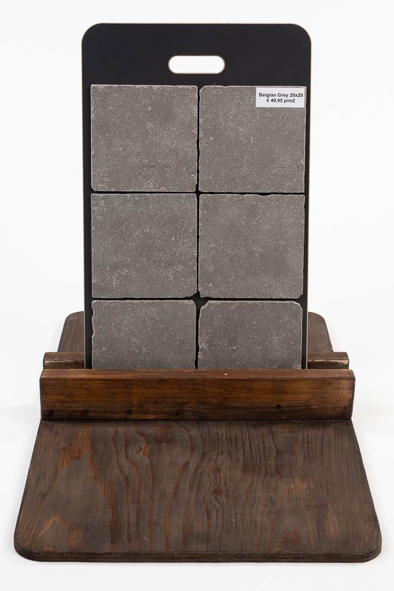 ICA Belgian Grey