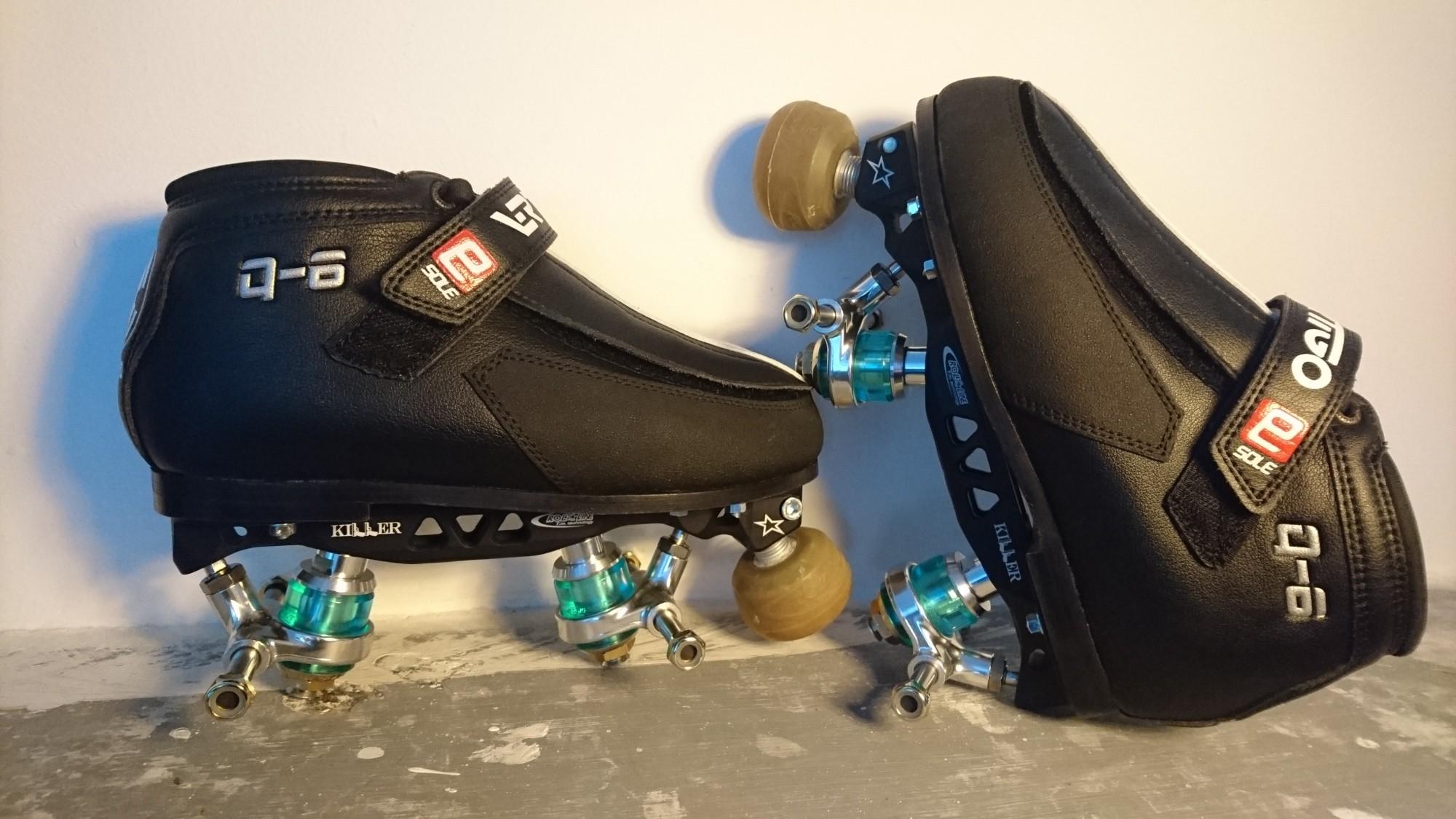 Q6 boot