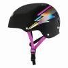 Afbeelding van Triple Eight helmet - Black Hologram