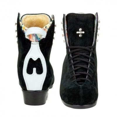 Moxi Jack boot Black