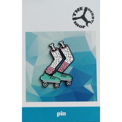 Foto van Pin Skate legs