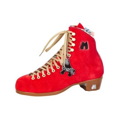 Moxi Lolly boot - Poppy red
