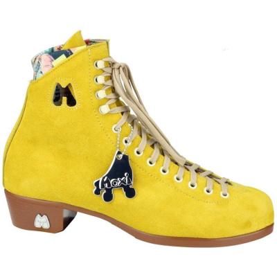 Foto van Moxi Lolly boot - Pineapple Yellow