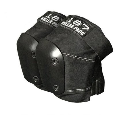 Foto van 187 Killer Pads Slim Knee - black