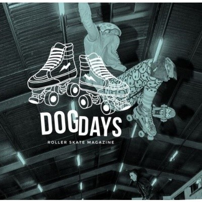 DogDays Magazine, print magazine for aggressive roller skating