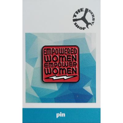 Foto van Pin Empowered women