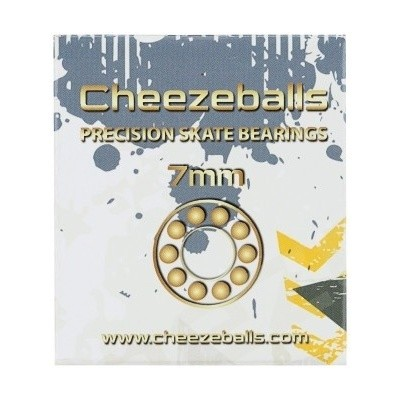 Cheezeballs Gouda bearings 7mm