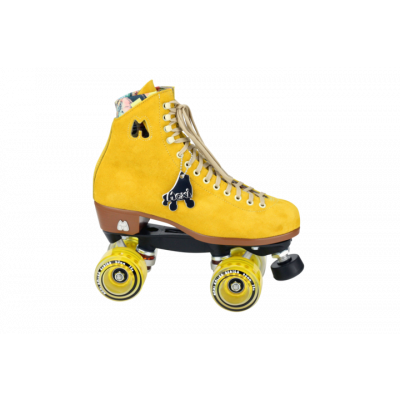 Foto van Moxi Lolly skate - Pineapple Yellow