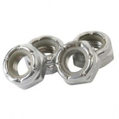 Foto van Axle nut 7mm Imperial