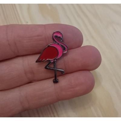 Foto van Pin flamingo