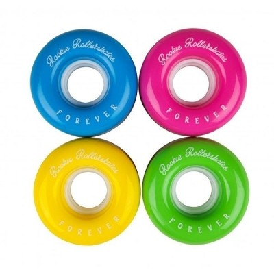Foto van Rookie Forever quad wheels multi colour