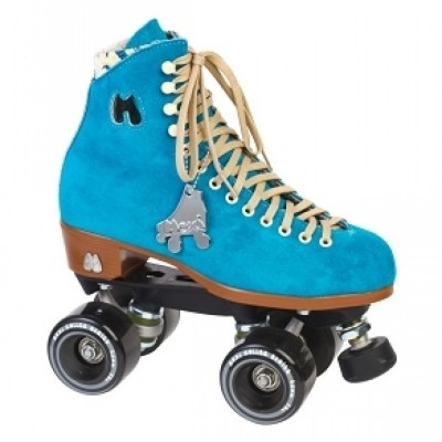 Foto van Moxi Lolly skate Pool blue