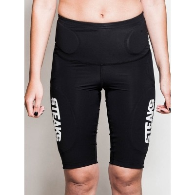 Foto van Steaks Basic Crash Short with Thigh protection