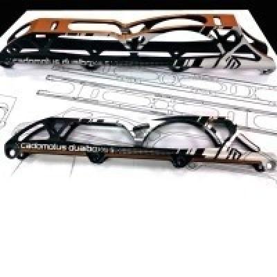Cadomotus DualBox 5, 4x110mm frame