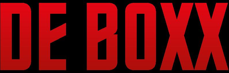 logo van De Boxx Webshop