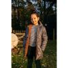 Afbeelding van Looxs 10Sixteen Reversible Parka Jack girls leopard