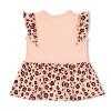 Afbeelding van Jurk 'leopard love' Feetje girls pink