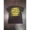 Afbeelding van T-shirt rug print steden BALLIN zwart