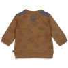 Afbeelding van Sweater 'cool adventure' Feetje boys brown melange