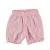 Afbeelding van B.E.S.S Vichy Baby Short girls pink