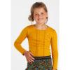 Afbeelding van Kaatje longsleeve Chaos&Order girls yellow