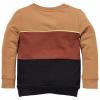 Afbeelding van Sieger Levv Mini Sweater boys brown sand