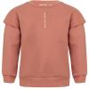 Afbeelding van Sweater Daily7 girls brick dust