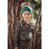 Afbeelding van Joanne jurk Chaos&Order girls brown aop
