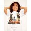 Afbeelding van Jace Name It Kids Shirt boys bright white