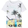 Afbeelding van Tomas Name It Kids Shirt boys bright white