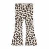 Afbeelding van Leopard flared legging Your Wishes girls terra