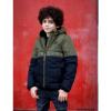 Afbeelding van Winterjas fake anorak Moodstreet boys army