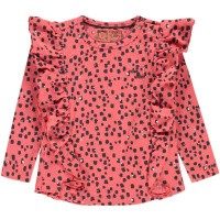 Foto van Josina shirt ls Tumble 'n Dry lo girls deep sea coral